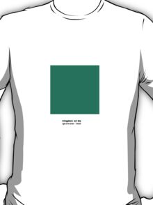 Kingdom of Oa - Light of the Green T-Shirt