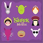 Shrek the Musical by dominodecoco