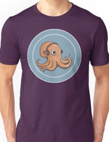 Is this where my ears are? Unisex T-Shirt