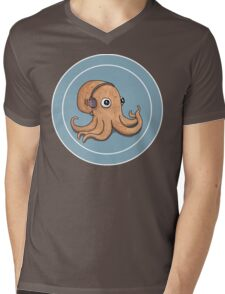 Is this where my ears are? Mens V-Neck T-Shirt
