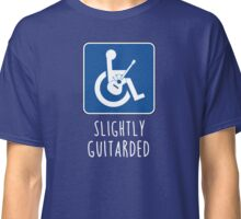 Slightly guitarded Classic T-Shirt