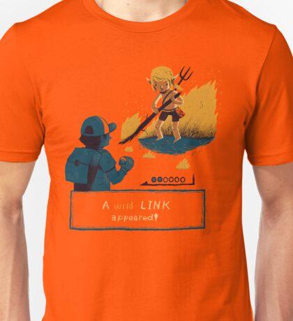 the wild link Unisex T-Shirt