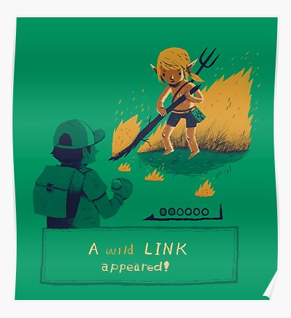 the wild link Poster