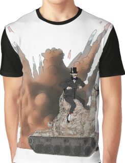 Battle Camel Graphic T-Shirt