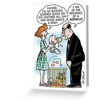 Miracle Child Greeting Card