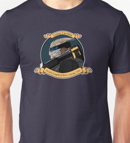 Bottle Shooting Champ  Unisex T-Shirt