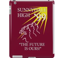 Sunnydale Yearbook 99 iPad Case/Skin