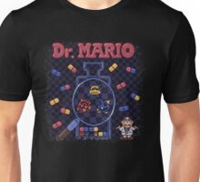 Mario Doctor Unisex T-Shirt
