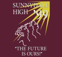 Sunnydale Yearbook 99 by Paul Elder