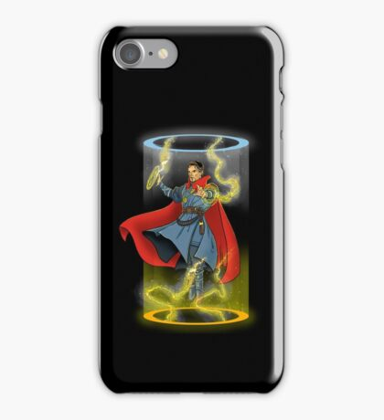 Mystic Portals iPhone Case/Skin