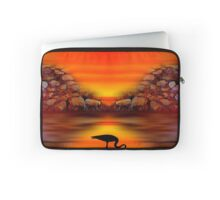 Sunset 9 Laptop Sleeve