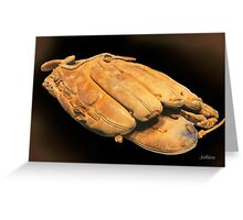 South Paw Greeting Card