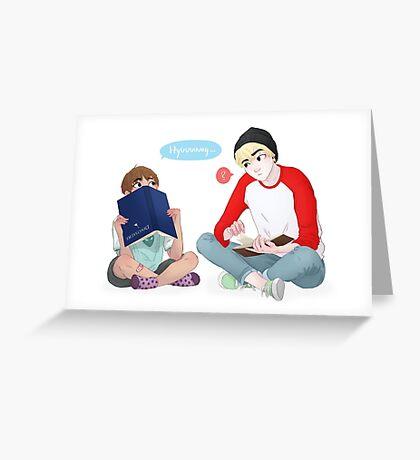 From Daegu Greeting Card