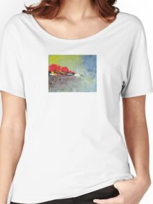 Memory of a vacation #18 Women's Relaxed Fit T-Shirt