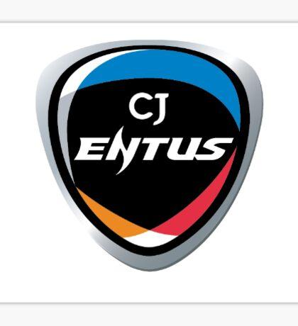 CJ Entus Sticker