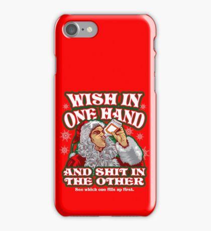 Bad Santa iPhone Case/Skin