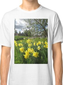 Daffodils and Dandelions Classic T-Shirt