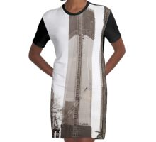 Freedom Tower near completion Graphic T-Shirt Dress
