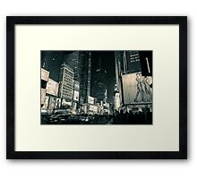A Banal Surprise Framed Print