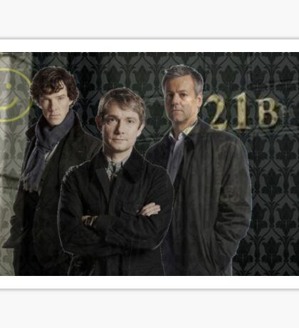 The Boys of Baker Street Sticker
