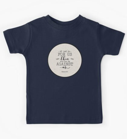 Christian Quote Kids Tee