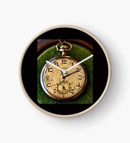 Grandpa's Pocket Watch Clock