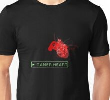 Gamer heart Unisex T-Shirt