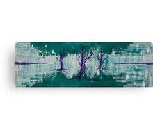 Trees into Forests-Acrylic Canvas Print