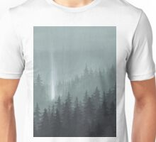 Twin Peaks - Forestscape 8 Unisex T-Shirt