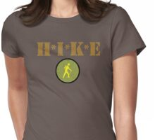 HIKE Womens Fitted T-Shirt