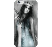 Her Heavy Crown iPhone Case/Skin