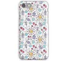 fun kids pattern iPhone Case/Skin