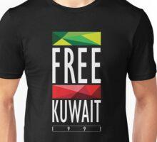 Free Kuwait-4 Unisex T-Shirt