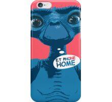 E.T Phone home iPhone Case/Skin