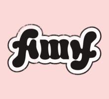 Amy ambigram Kids Clothes