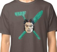 Casey Jones Skull Crossbones Classic T-Shirt