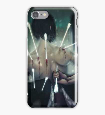 Wounded iPhone Case/Skin