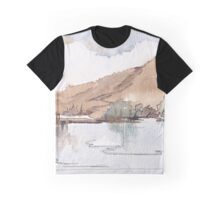An unhurried place Graphic T-Shirt