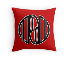 Tracy ambigram Throw Pillow