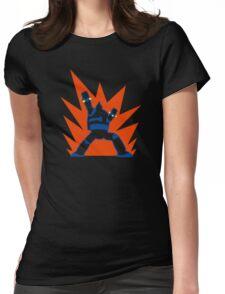 Tetsujin 28 (2.0) Womens Fitted T-Shirt