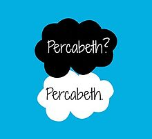 Percabeth? Percabeth. by jordanparrish
