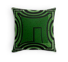Weird visions. Throw Pillow