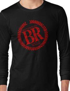 Battle Royale Survival Program Japanese Horror Movie T shirt Long Sleeve T-Shirt