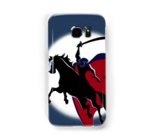 The Horseman in the Moon Samsung Galaxy Case/Skin