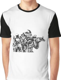 SWAT Graphic T-Shirt