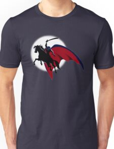 The Horseman in the Moon Unisex T-Shirt