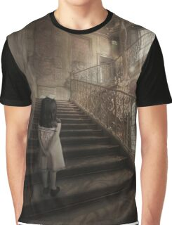 Curiosity and the Unknown Graphic T-Shirt