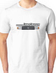 Toyota Landcruiser Grill Unisex T-Shirt