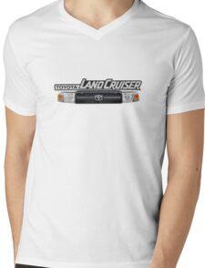 Toyota Landcruiser Grill Mens V-Neck T-Shirt