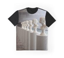 Many Faces Graphic T-Shirt